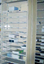 22_Used_Western_Pacific_Closed_Steel_Shelving